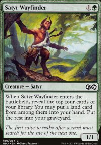 Satyr Wayfinder -