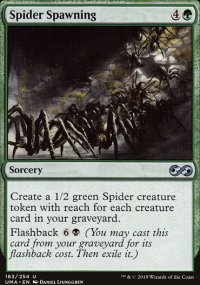 Spider Spawning - Ultimate Masters