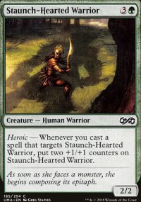 Staunch-Hearted Warrior - Ultimate Masters