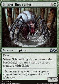 Stingerfling Spider -