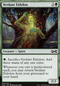 Verdant Eidolon - Ultimate Masters