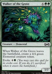 Walker of the Grove - Ultimate Masters