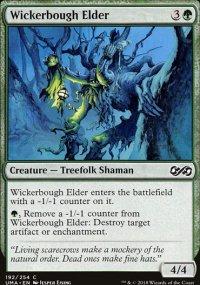 Wickerbough Elder -