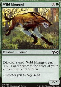 Wild Mongrel - Ultimate Masters