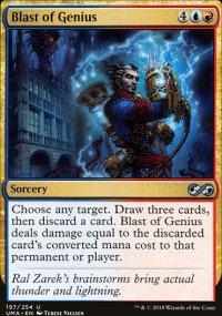 Blast of Genius -