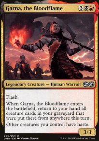 Garna, the Bloodflame - Ultimate Masters