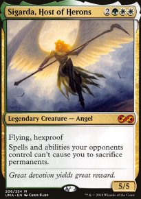 Sigarda, Host of Herons - Ultimate Masters