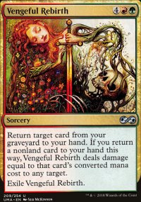 Vengeful Rebirth - Ultimate Masters