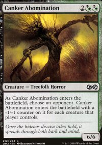 Canker Abomination - Ultimate Masters