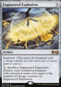 Engineered Explosives -