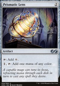 Prismatic Lens - Ultimate Masters