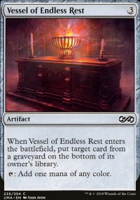 Vessel of Endless Rest - Ultimate Masters