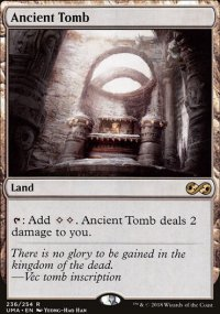 Ancient Tomb - Ultimate Masters