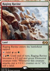 Raging Ravine - Ultimate Masters