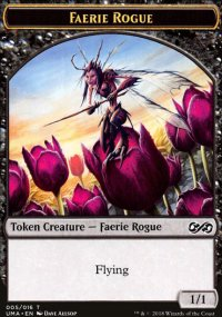 Faerie Rogue - Ultimate Masters