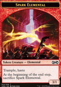 Spark Elemental - Ultimate Masters
