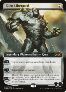 Karn Liberated - Ultimate Box Topper