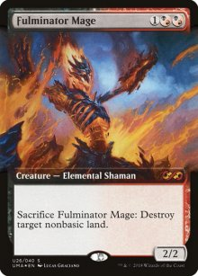 Fulminator Mage - Ultimate Box Topper