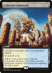 Celestial Colonnade - Ultimate Box Topper