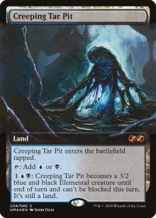 Creeping Tar Pit - Ultimate Box Topper