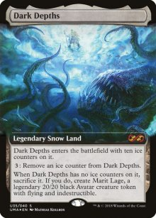 Dark Depths - Ultimate Box Topper