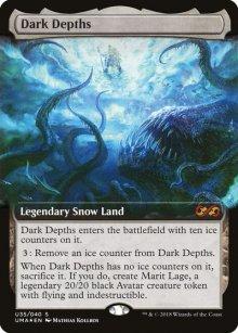 Dark Depths - Ultimate Box Topper