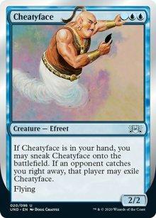 Cheatyface -