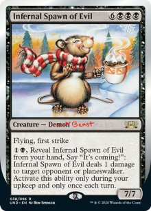 Infernal Spawn of Evil -