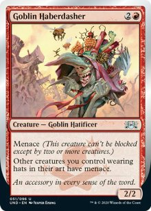 Goblin Haberdasher -