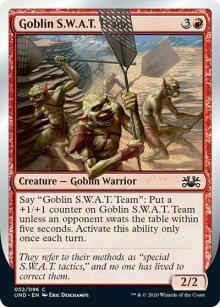 Goblin S.W.A.T. Team -