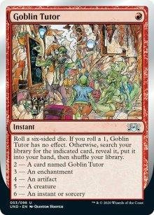 Goblin Tutor -