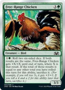 Free-Range Chicken -