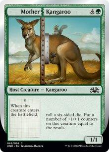 Mother Kangaroo -