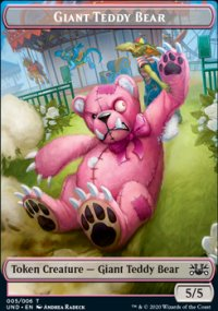 Giant Teddy Bear - Unsanctioned