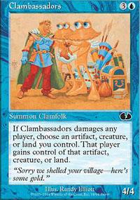 Clambassadors - Unglued