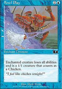 Fowl Play - Unglued