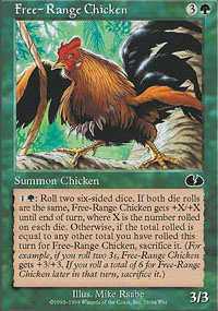 Free-Range Chicken - Unglued