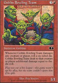 Goblin Bowling Team - Unglued