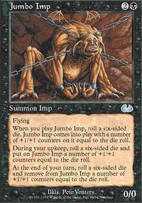 Jumbo Imp - Unglued