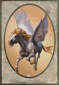 Pegasus - Unglued