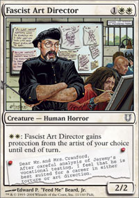 Fascist Art Director - Unhinged