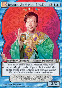 Richard Garfield, Ph.D. - Unhinged