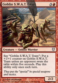 Goblin S.W.A.T. Team - Unhinged