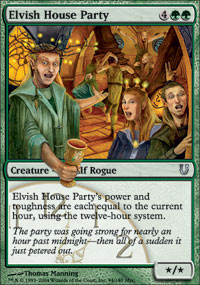 Elvish House Party - Unhinged