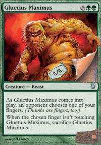 Gluetius Maximus - Unhinged