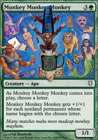 Monkey Monkey Monkey - Unhinged