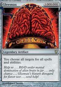 Gleemax - Unhinged
