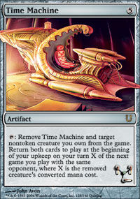 Time Machine - Unhinged