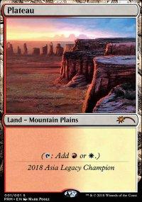 Plateau - Ultra Rare Cards