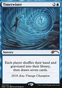 Timetwister - Ultra Rare Cards